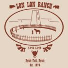 Lon Lon Ranch by grevls