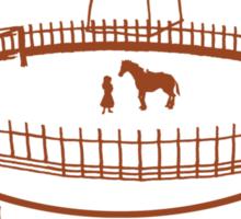 Lon Lon Ranch Sticker