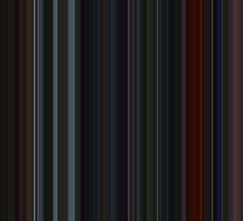 Moviebarcode: Das Boot (1981) [Simplified Colors] by moviebarcode