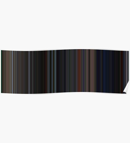 Moviebarcode: Das Boot (1981) [Simplified Colors] Poster