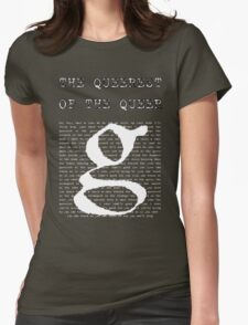 Queer Womens Fitted T-Shirt