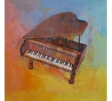 Toy Piano Photographic Print