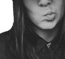 Kendall, hat Sticker