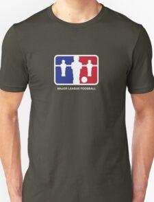 Major League Foosball (color) T-Shirt
