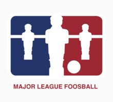 Major League Foosball Kids Clothes