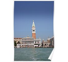 A Glorious Day In Venice Poster