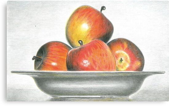 apples by Bridie Flanagan