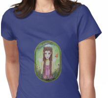 AUTUMN FAIRY Womens Fitted T-Shirt