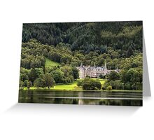 Tigh Mor Trossachs Greeting Card