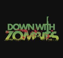 Down with Zombies T-Shirt