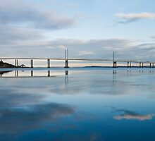 Kessock Bridge by jacqi