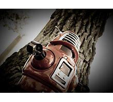 Retro Toy Robby Robot 03 Photographic Print