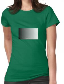 calibrated Womens Fitted T-Shirt