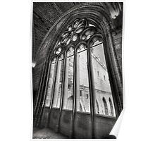 Papal Palace, Avignon Poster