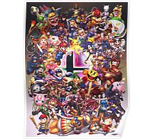 Smash Brothers Poster