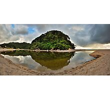 Whiritoa Lagoon Photographic Print