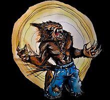 Werewolf by Patricia Pedroso