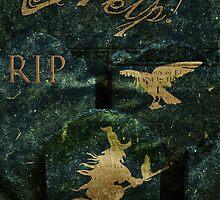 Gravestone Hell by Sarah Vernon