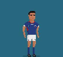 Ofisa Manu Samoa by pixelfaces