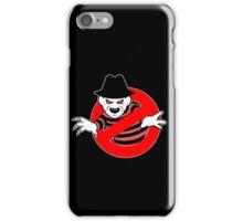 Ghostbusters (Freddy Krueger) iPhone Case/Skin
