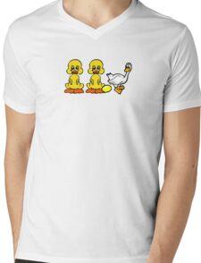 Duck Duck Goose toddler t shirt Mens V-Neck T-Shirt