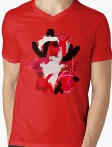 Broken Mens V-Neck T-Shirt