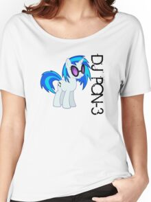 DJ PON-3 Women's Relaxed Fit T-Shirt
