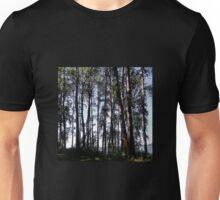 Riverside Trees Unisex T-Shirt
