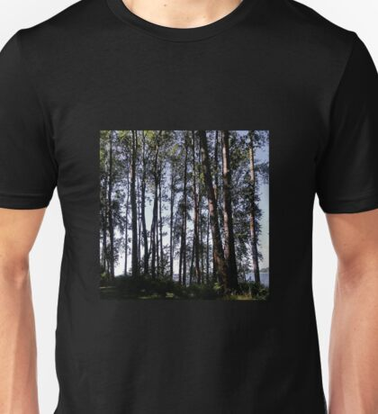 Riverside Trees Unisex T-Shirt