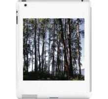 Riverside Trees iPad Case/Skin