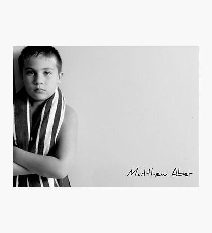 Matthew Photographic Print