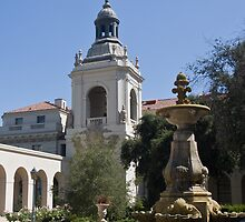 Pasadena Courthouse East wing by zzsuzsa