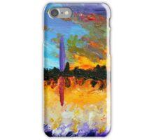 Washington at Sunset iPhone Case/Skin