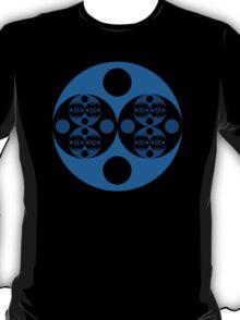 Fractal Circle Pattern T-Shirt