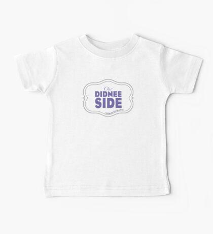 YouTube.com/OurDidneeSides Baby Tee