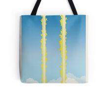 Back to the Future II Tote Bag