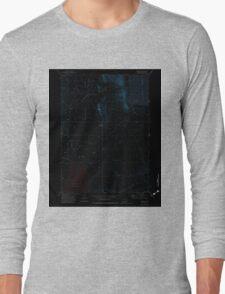 USGS Topo Map Oregon Andrews 278846 1971 24000 Inverted Long Sleeve T-Shirt