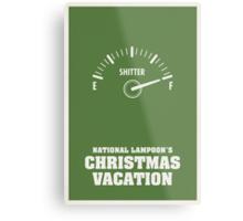 National Lampoons Christmas Vacation Metal Print