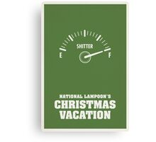 National Lampoons Christmas Vacation Canvas Print