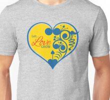 Let Love Grow Unisex T-Shirt
