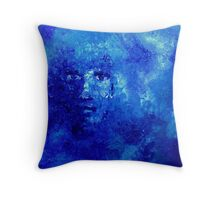 Awakening (or Self in Galaxy) Throw Pillow