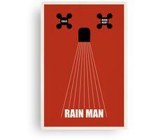 Rain Man Canvas Print