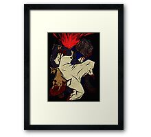 The Keeper of His Secrets Framed Print