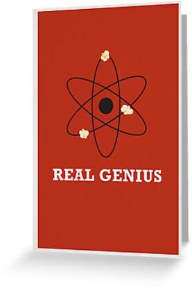Real Genius by Matt Owen