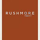 Rushmore by Matt Owen
