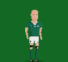 Paul Shamrock by pixelfaces