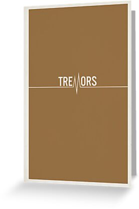Tremors by Matt Owen