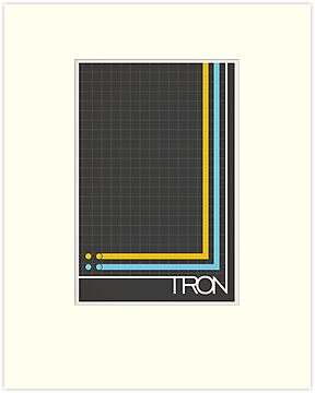 Tron by Matt Owen