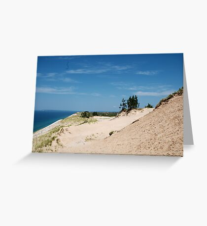 Edge of the Dunes Greeting Card