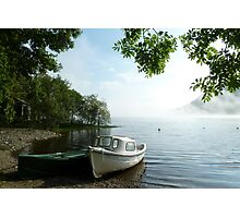 fishing club  Photographic Print